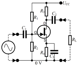 Common Source amplifier.png